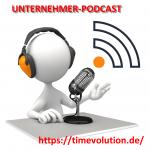 direkt auf timevolution hören- UNTERNEHMEN-INSIDE Podcast